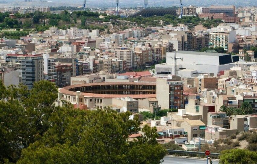 Barcelona SPAIN Rodeo Landscape City