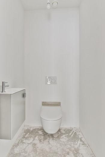 View of empty bathroom