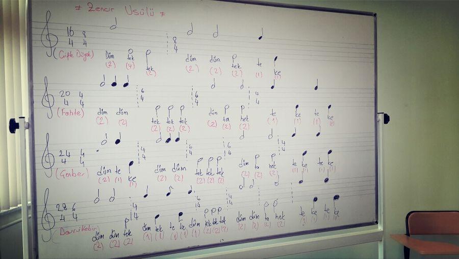 Zencir usulü..Hadi kolay gelsin ♪♫?♬♩ Music Türkmüziği