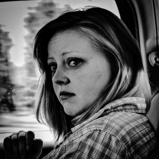 THESE Are My Friends Black And White Photography Beautiful Girl Arizona Beauty Plaid Shirt  Followfriday Muse Women Who Inspire You Things I Like