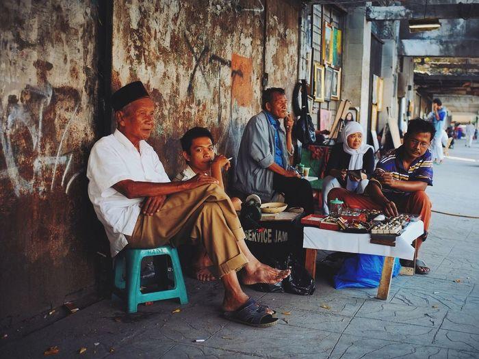Jakartans Streetphotography Urbanphotography Documentary Streetphoto_color Fujifilm Portrait