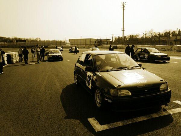 決勝は準優勝!@TTC1400 18号車 Car Race Tukuba Circuit