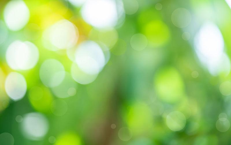 Full frame shot of defocused lights