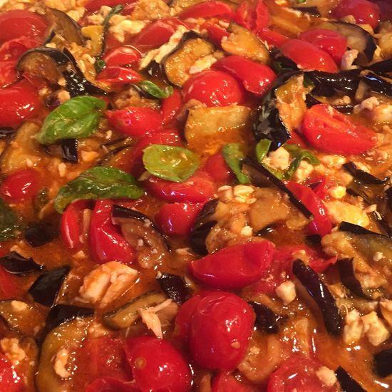Italian Food Fish