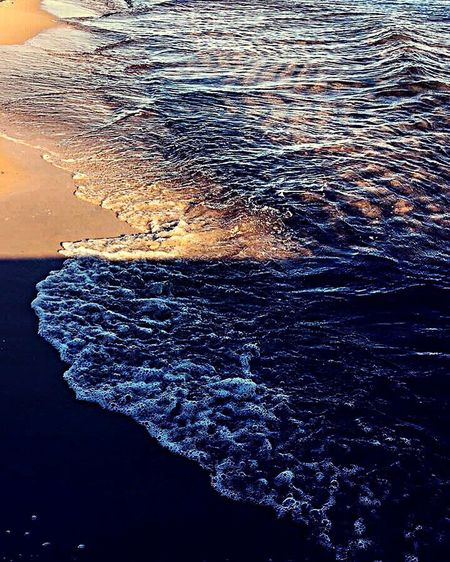 Waves 🌊 Sea Water Beach Wave Nature Outdoors Beauty In Nature Day EyEmNewHere