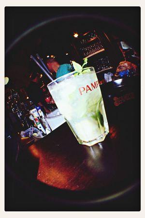 Cocktails Drinking Shamrock Irish Pub