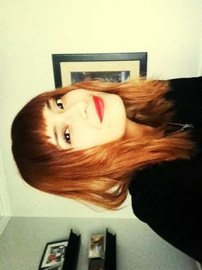 Tangerine Lips