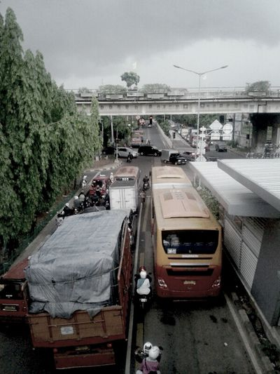 Streetphotography INDONESIA Traffic Cars Jakarta