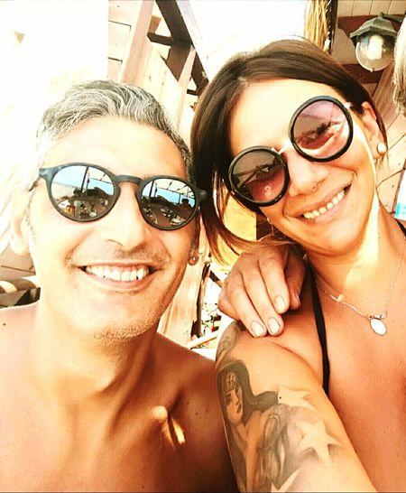 E ancora un altra estate arrivera' ..💗💗💗 Vacanzeitaliane Vacanze Finite IoEte Love