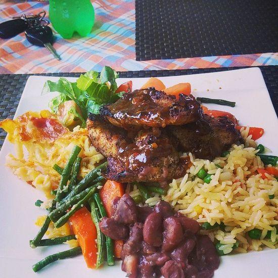 Lunch Islandlife 758 Foodie foodporn yum