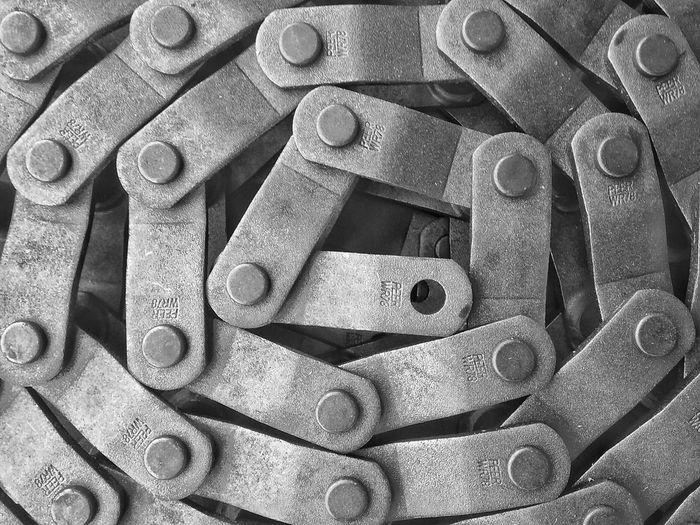 Chain. Chain