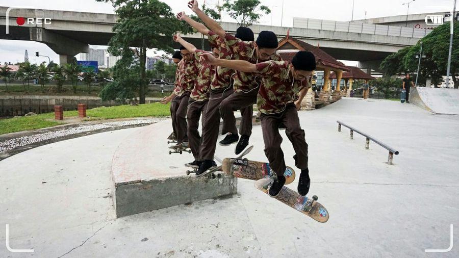 Papanselaju Skatelife Skateboarding Johorbahru Showcase: NovemberPicturing Individuality