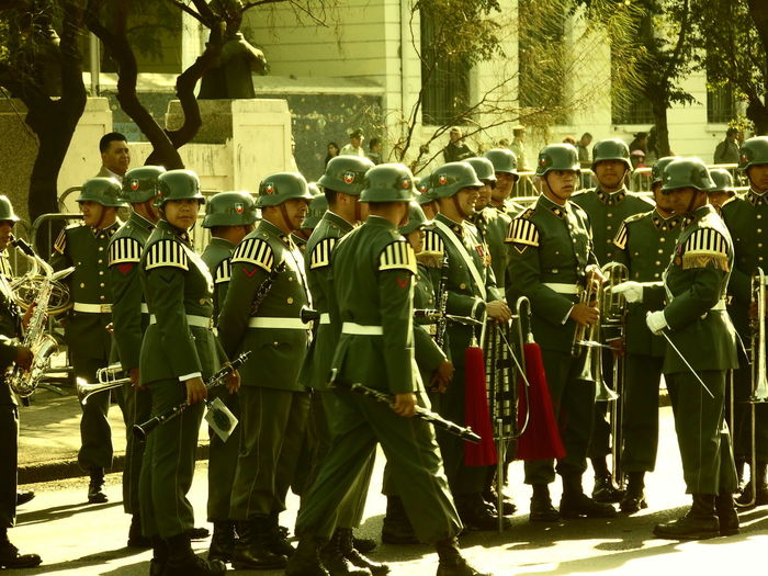 Chile Ejército Pinochet Real People