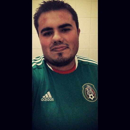 Na vdd ninguém sabe, mas sou mexicano hauaua Arribamexico Chicharito Mexico