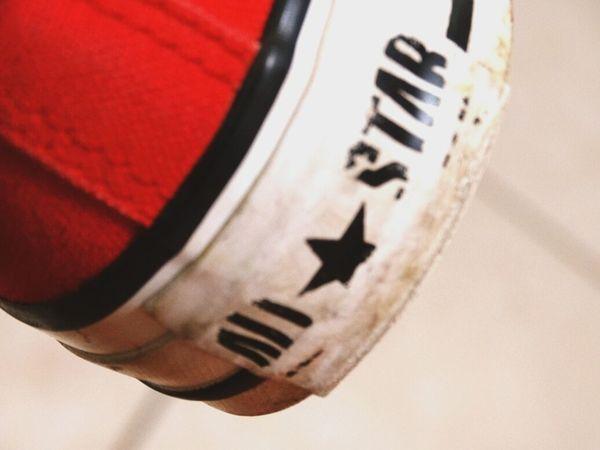 Converse Converse⭐ Allstar Redconverse Old Old Converse