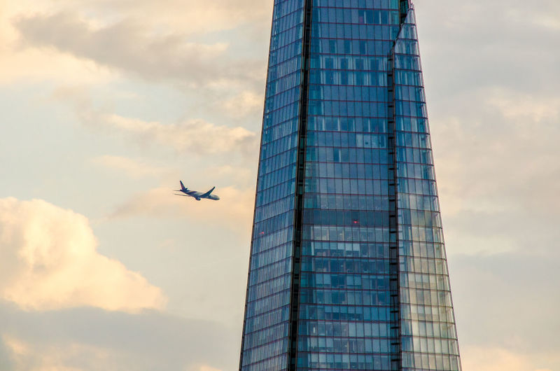 Shard Flying