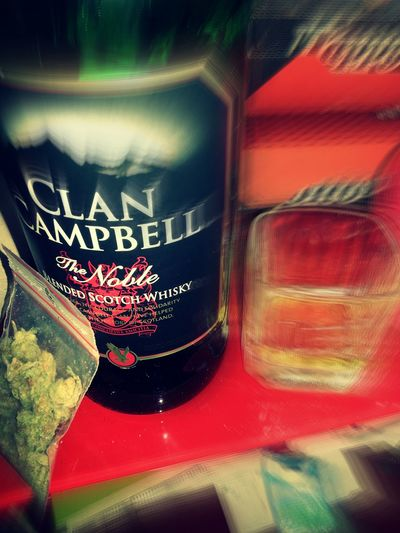Weed And Whisky