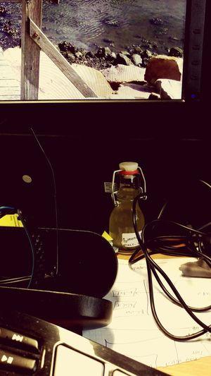 Things on my desk