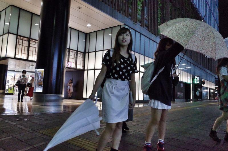 Streetphotography Street Light Snapshot People Night Lights Night Nightphotography Rainy Days Kichijoji , Tokyo