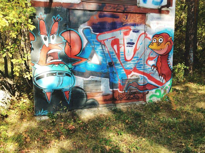 ... Graffiti ...