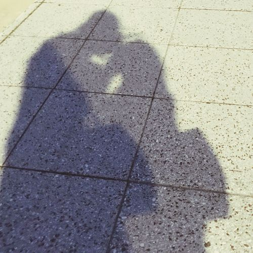 The Kiss In The Shadows