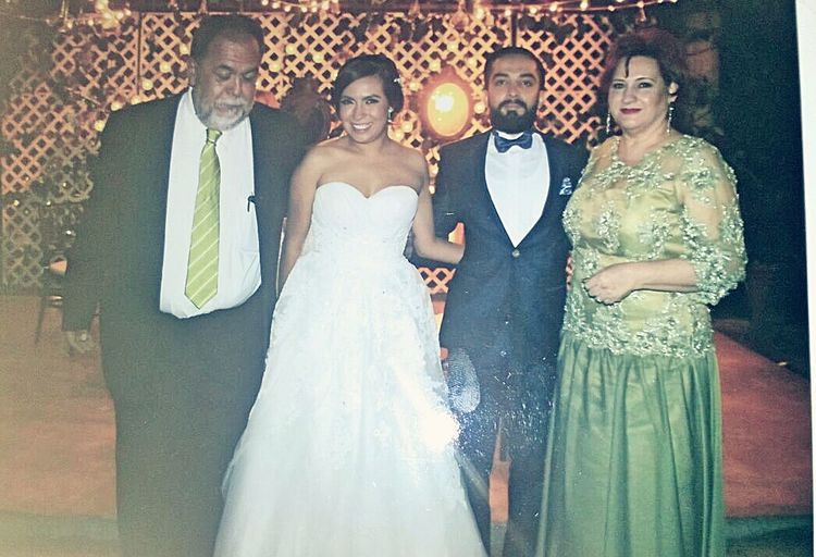 Newlyweds Parents Justmarried Wedding Day Wedding 4monts ago