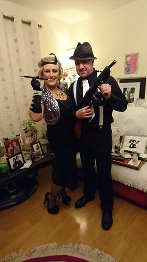 1920 Party Old Style
