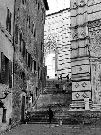Siena Architecture Historic Building Old Building  Walking Around Architectural Detail Low Angle Of View From My Point Of View My Year My View Taking Pictures Getting Creative Stairs Relaxing Moments Light And Shadow Atmosphere Hello World Getting Inspired Enjoying Life