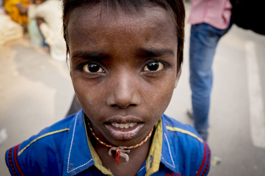 Portrait of a young man at Sonepur Mela, Bihar Big Eyes Bihar Child Children Photography Close-up Front View Hajipur Headshot Human Face India Looking At Camera One Person Outdoor Photography Outdoors People Portrait Sonepur Sonepurmela Stare Travel Travel Photography