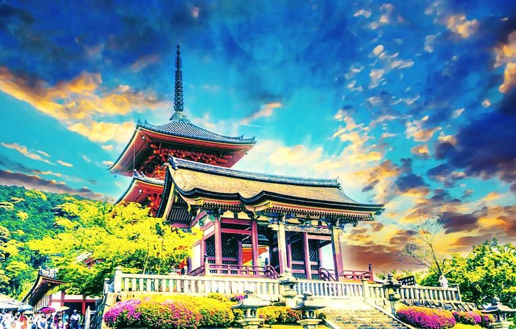 Travel Architecture History Tourism Sky Travel Destinations Outdoors Japan Photography Japanese Culture Japan Japanese Shrine Japanese Temple Japanese Tradition Pexel Photo Anime Sky Anime Landscape