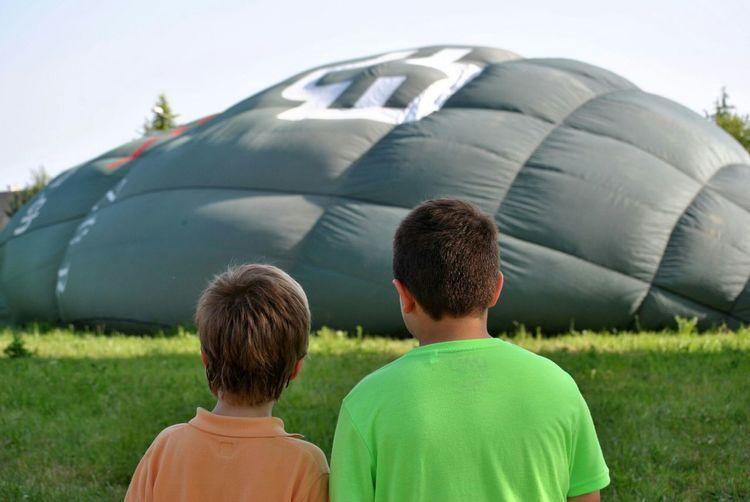 Hot-air Balloon Kids