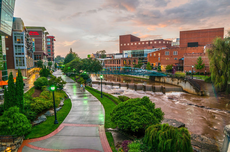 Cloud - Sky Colour Of Life Green HDR Riverwalk Sidewalk Sky Sunset Sunset_collection Water