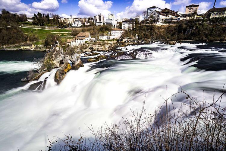 Rheinfall bei