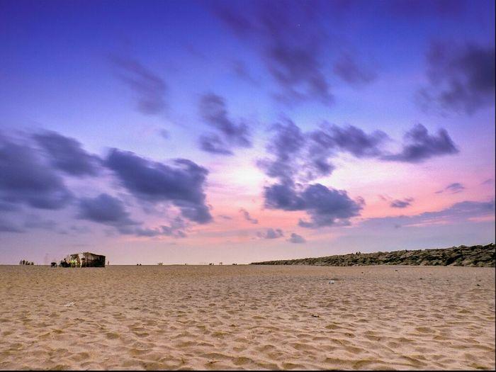 Beach Beachlife Sunset Sand Kerala India Clouds And Sky Clouds Nikon Nightphotography