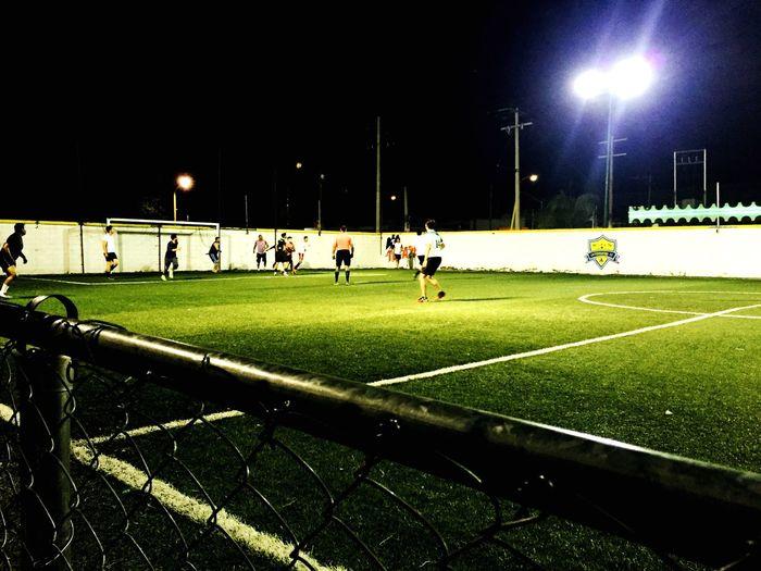 Soccer Noche De Futbol La Pasión Se Siente
