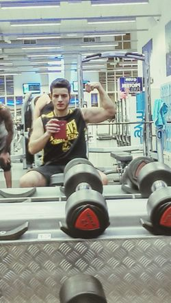 gym is my life
