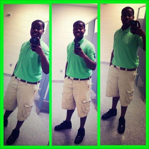 #Green #Polo