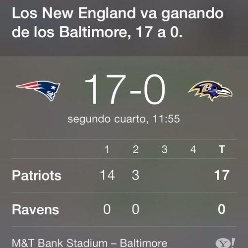 NevsBal New England Patriots GO PATS! wuwuwu<3