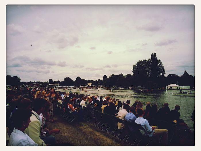 Henley Henley Regatta River Thames Good Day Final