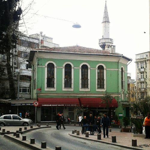 Firuzagacamii Cami Mosque Cihangir Istanbullife Istanbul Religion Islam Bestcity Love Art Architec