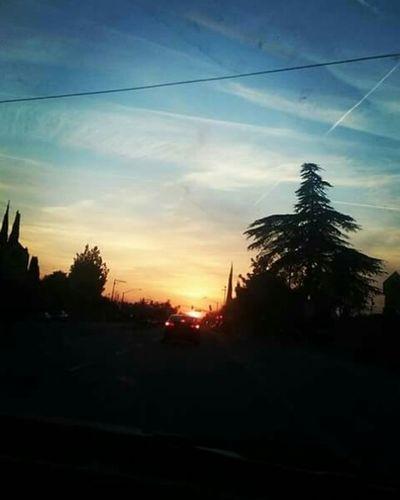 A Nice Sunset ✌