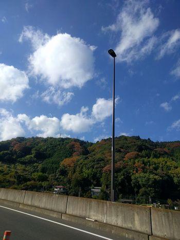 Road Sky Highway 休日 Drive 紅葉🍁