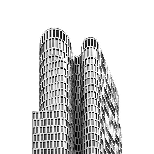 DOUBLE, Part II. ©FILIPPI GIULIA PHOTOGRAPHY. All rights reserved. Architecture Berlin City Cityscape Modern Blackandwhite Building Building Exterior Built Structure Day Geometric Shape Germany Glass Light And Shadow Minimal Minimalism Outdoors Photographer Photography Photooftheday Sky Skyscraper Urban Urban Skyline Window