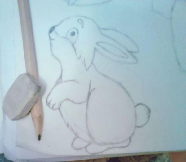 Как вам мой рисунок))
