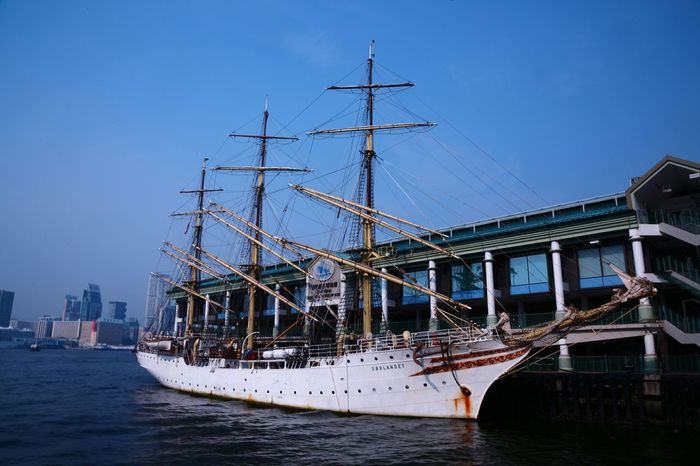 Sorlandet Hanging Out Taking Photos Check This Out Hello World Enjoying Life Central Pier No. 8 Sailing Ships Sailing Vessel People Watching The Essence Of Summer Walking Around Central Hong Kong