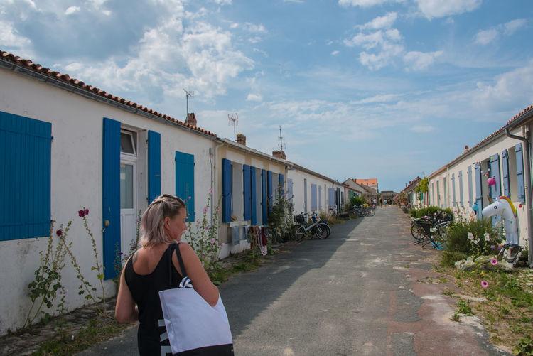 Aix island,