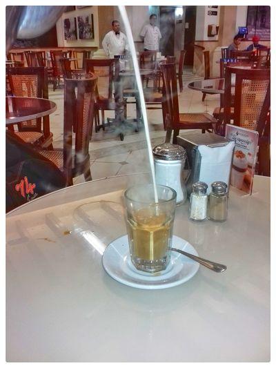Drink Great Day  Cofee Hour Lechero Close-up Cafe Time Yumiyumi Veracruz, México