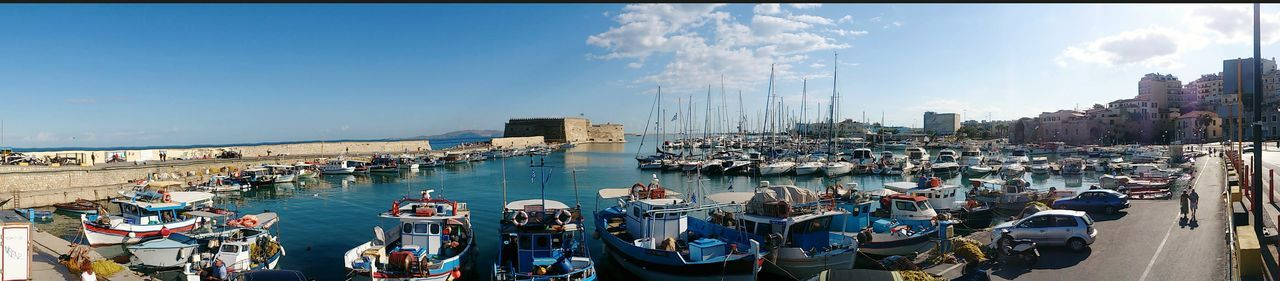 Greece, Crete Crete Port Limani Ellada  Xperiaz Mobile Photography Harbour