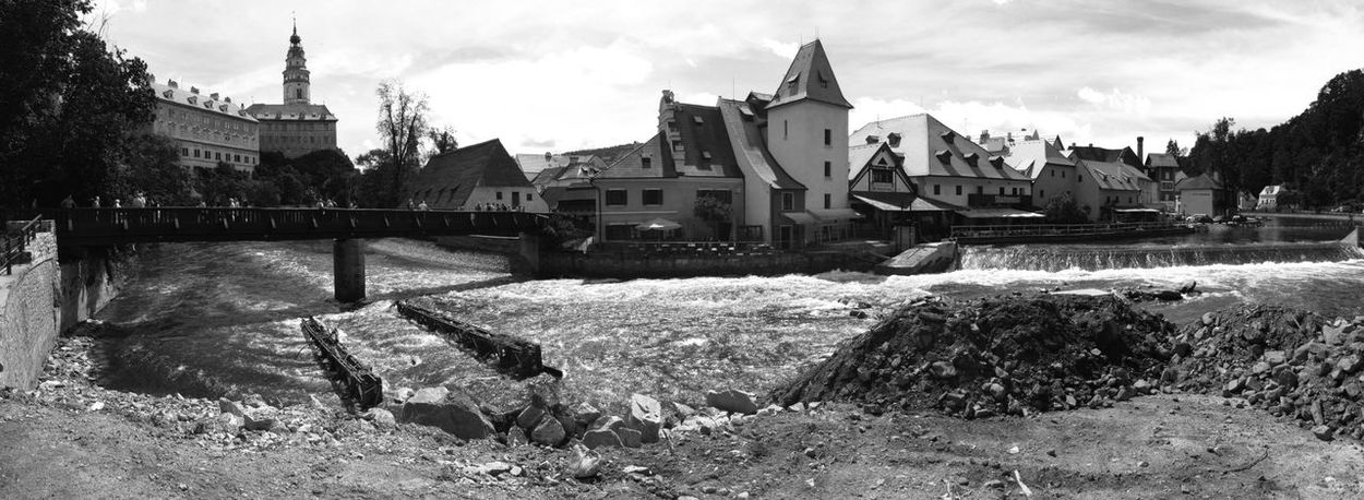 Blackandwhite Panorama Water_collection Architecture