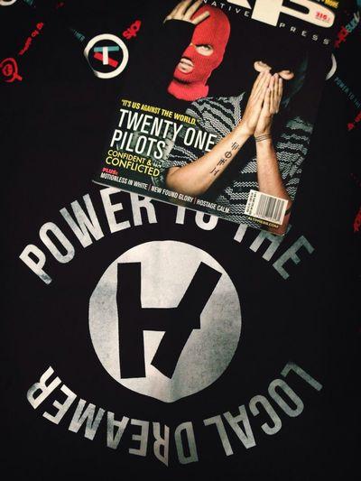 Twenty One Pilots Alternativepress Josh Dun Tyler Joseph